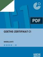 C1 Modellsatz 05