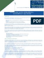 2 Maldonado La Planificacion Estrategica Conceptos y Alcances