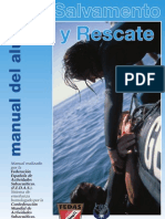 Buceo - Manual de Salvamento y Rescate de Buceadores