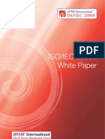 ISO 20000 White Paper