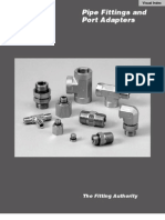 Pipe Fittings and Port Adapters