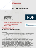 Presentation Stirling
