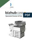 Bizhub c250 Um Scanner-operations It 1-1-1 Phase3