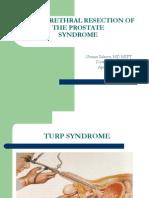 TURP Syndrome