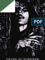 Escudo Do Narrador Para Vampiro a Idade Das Trevas