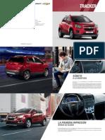 Catalogo Chevrolet Tracker