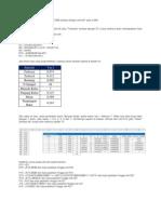 Kolmogorov Excel