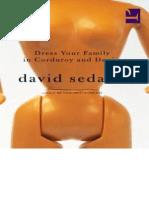 D@vld $ed@ri$ - Dre$$ Y0ur F@mily in C0rdur0y @nd Denim.pdf