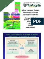 Micro immuno Terapia Omeopatica