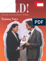 A Guide to Consultative Selling