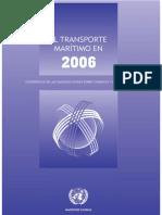 Transporte Maritimo en 2006