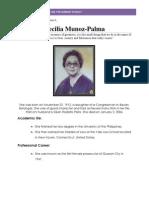 Cecilia Muñoz-Palma