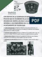 Bomberos de Toledo en World Police and Fire Games. Belfast 2013.pdf