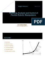 Singla a., Modeling, Analysis and Control of Flexible Robotic Manipulators