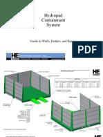 Hydropad Parts