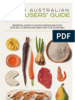 SA Food Users Guide_Issue2