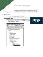 COR8 - Converter Ordem Planejada Em Ordem de Processo Em Mas
