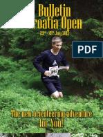 Bulletin Croatia Open 2013