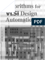 CAD for VLSI Algorithms for VLSI Design Automation by Gerez