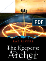 The Keepers Archer - Rae Rivers - Extract