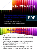 Chapter 11 Issues in Informatics