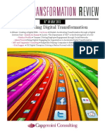 Digital Transformation Review 4 - Accelerating Digital Transformation