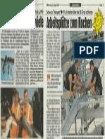 2013_06_13 Kronen Zeitung - Jedermann Tribüne