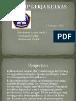 PPT Prinsip Kerja Kulkas. Mochamad Fadlan