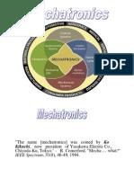 Introduction Design of Mechatronics