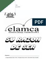 ELAMCA SU Razon de Ser