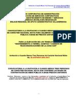 Bases 2013 Mantto Torres y Casetas TI Zona Sureste PEMEX