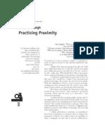 Artigo Jill Greenhalgh PracticisingProximity