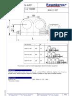 Rosenberger Data Sheet for Feeder Clamp 1 58
