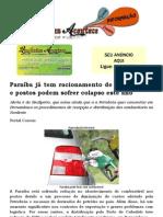 Paraíba já tem racionamento de combustível e postos podem sofrer colapso este ano