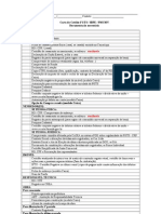Check List - Correspondente Pleno Automatizado