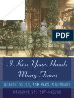 I Kiss Your Hands Many Times by Marianne Szegedy-Maszák, Excerpt