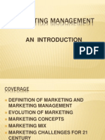 001 Marketing Management