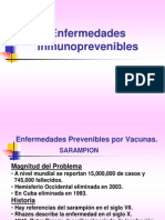 enfermedades inmunopredecibles