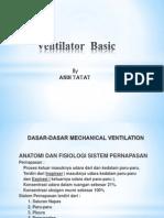 Dasar Ventilator Umum