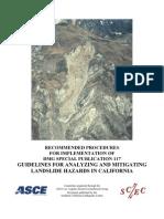 045-Libro Estabilidad de Taludes Del Estado de California