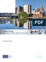 Avison Young New Jersey 2Q13 Office Market Report