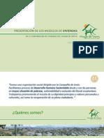Presentacion Modelos de Viviendas Junio2013