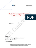 Basic Knowledge of Antenna and Antenna SelectionBasic Knowledge of Antenna and Antenna Selection