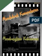 Mendobrak Kesepakatan Membungkam Kebenaran PDF