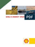 Shells Energy Strategy 2013
