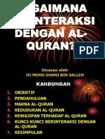 Interaksi Al Quran