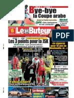 LE BUTEUR PDF du 15/05/2009