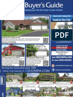 Coldwell Banker Olympia Real Estate Buyers Guide July 20th 2013