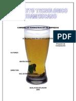 PROYECTO EL ALCOHOLISMO