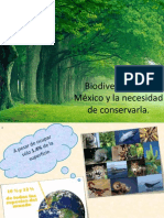 Biodiversidad en Mexico